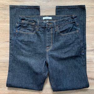 FRAME Dark wash jeans